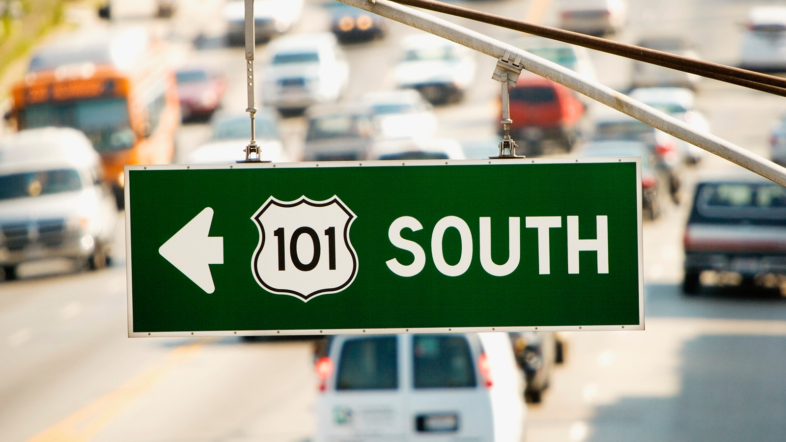 101 South Sign