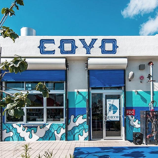 Coyo Taco, Mexican, Wynwood, Miami